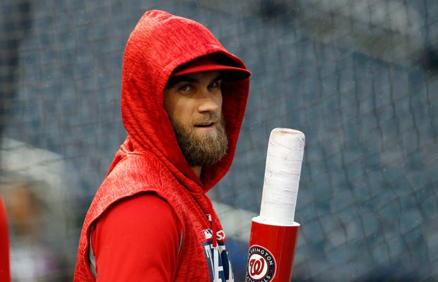 The Most Likely Landing Spots for Bryce Harper in Free Agency