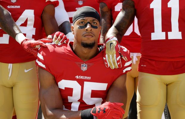 Eric Reid Promises To Stop Protesting Anthem If A Team Signs Him