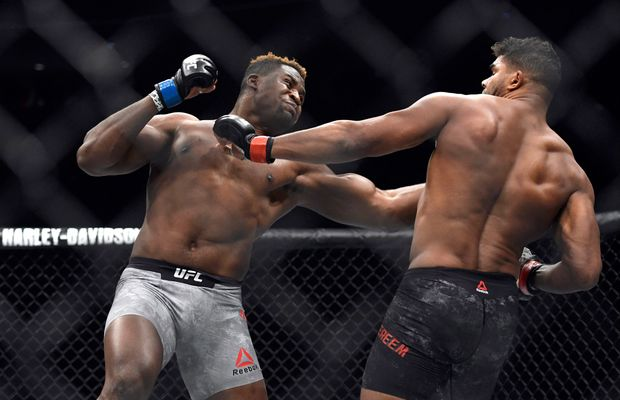 "UFC Heavyweight Francis Ngannou: ""I Want Brock Lesnar"""