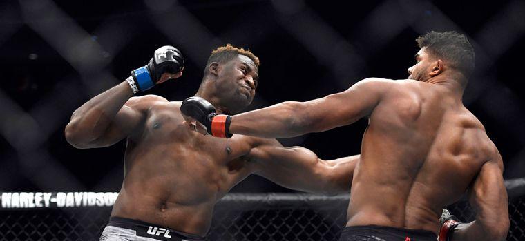 """UFC Heavyweight Francis Ngannou: """"I Want Brock Lesnar"""""""