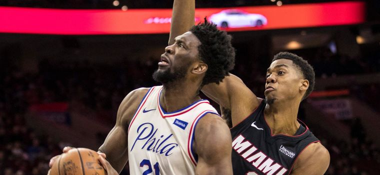 Joel Embiid and Hassan Whiteside Have Renewed Beef