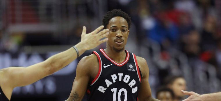 WATCH: DeMar DeRozan Steals The Show In The Dying Minutes