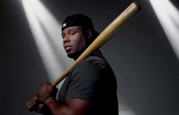 "WATCH: Ken Griffey Jr. Demands Bat Flips and Emotion in ""Let The Kids Play"" MLB Postseason Promo"