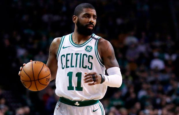 Kyrie Irving Says He Plans To Re-Sign With The Celtics Next Summer