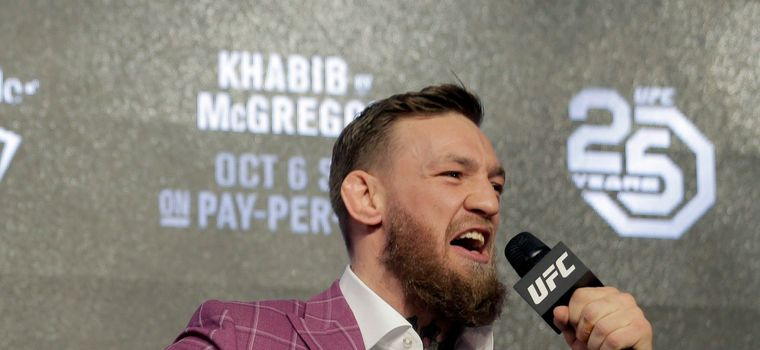 Conor McGregor Wants GSP Superfight, Rematches With Diaz and Mayweather