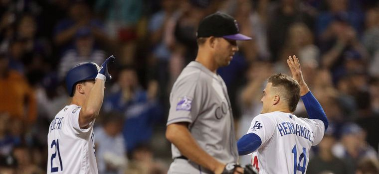 MLB Tiebreakers: Brewers-Cubs, Rockies-Dodgers Battle Monday For Division Titles