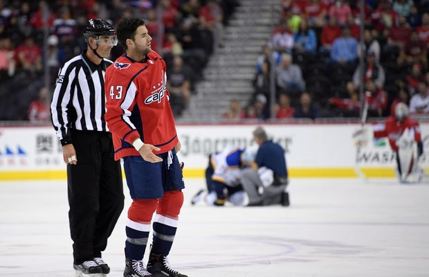 "Smith-Pelly On 20-Game Suspension For Teammate Tom Wilson: ""It's Garbage"""