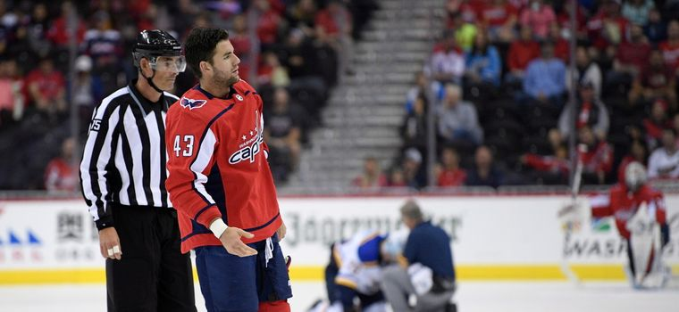 """Smith-Pelly On 20-Game Suspension For Teammate Tom Wilson: """"It's Garbage"""""""