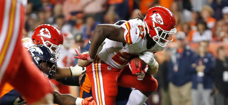 NFL Round Up: Chiefs Stay Perfect With Comeback Win Over Denver