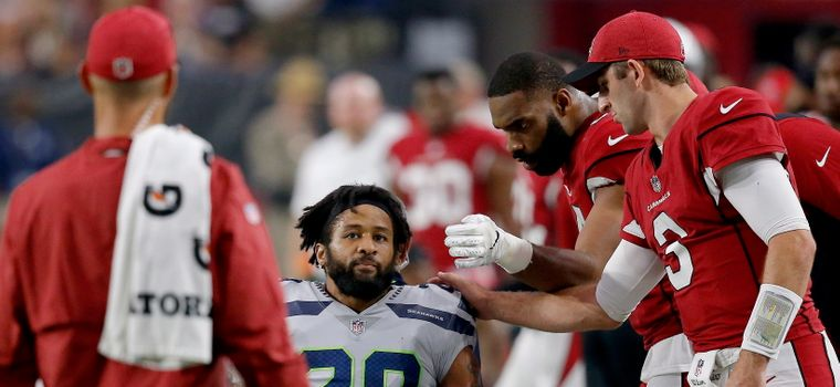 Pete Carroll Isn't Mad About Earl Thomas's Vulgar Goodbye Gesture