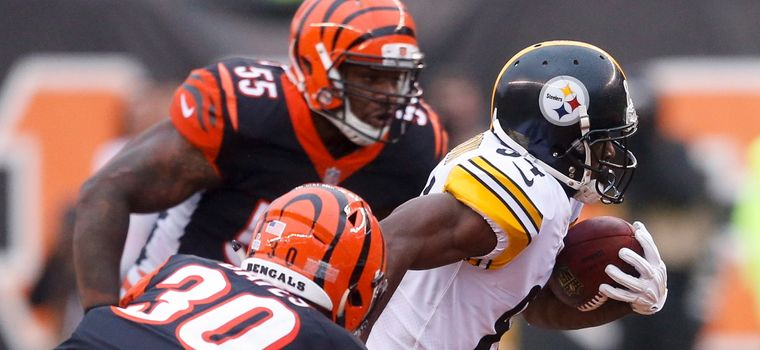 The Steelers and The Bengals Are At It Again
