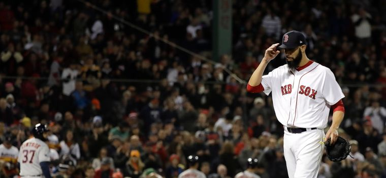 ALCS Report: Sale Hospitalized With Stomach Ailment; Sox Win Despite Shaky Price Start
