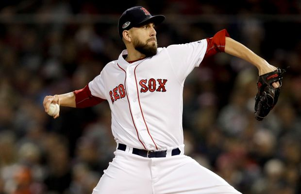 WATCH: Are The Boston Red Sox Pitchers Cheating in the ALCS?
